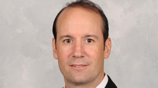 Todd Reirden Named Washington Capitals Head Coach--IMAGE