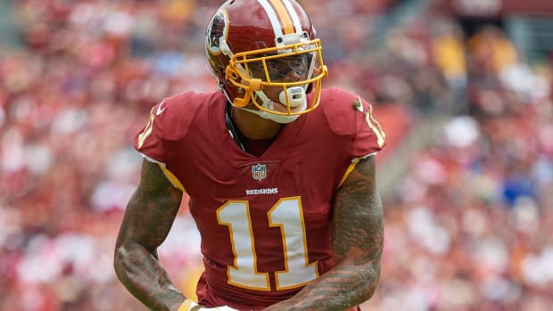 Report: Wide Receiver Terrelle Pryor, Jets Agree to Deal - IMAGE