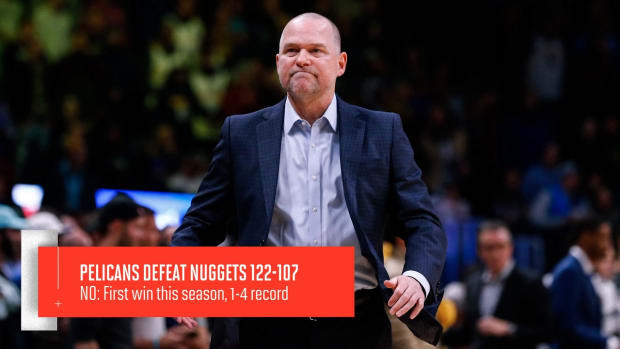 Mike Malone Rips Nuggets After Loss to Pelicans: 'We're a Great Talk Team'