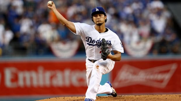 Report: Yu Darvish Agrees To Six-Year, $126 Million Deal With Cubs--IMAGE