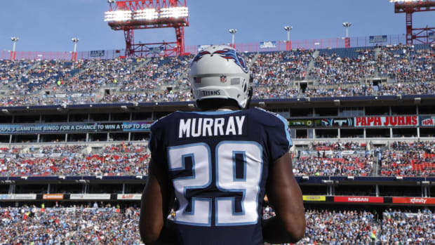 Titans To Release RB DeMarco Murray--IMAGE