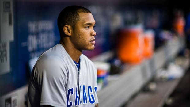 Addison Russell's Ex-Wife Shares Disturbing Story Of Abuse--IMAGE