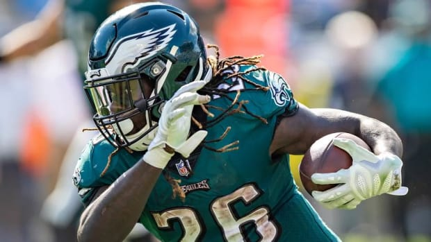 Eagles RB Jay Ajayi Placed on IR With Torn ACL--IMAGE