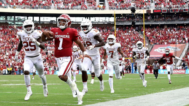 Struggling Oklahoma Defense Looks For Revenge Against Texas