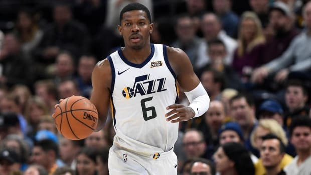 Report: Joe Johnson Expected to Join The Rockets After Buyout Complete in Sacramento--IMAGE