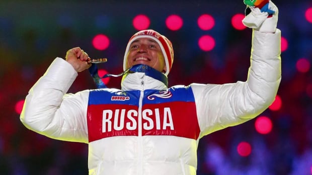 IOC Lifts Doping Ban on Russia - IMAGE