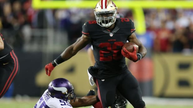 Report: Carlos Hyde to Sign Deal With Browns - IMAGE