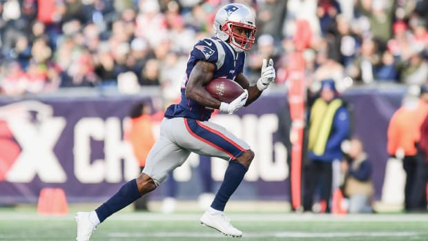 Brandin Cooks A Potential Game-Changer For Patriots Against Titans - IMAGE