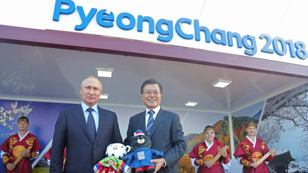 Russian Team Banned From Pyeongchang Paralympics - IMAGE