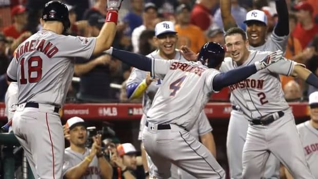 American League Wins 89th MLB All-Star Game in Slugfest--IMAGE