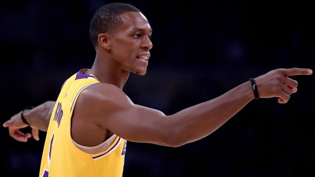 Rajon Rondo on Chris Paul: 'He's a Horrible Teammate'--IMAGE