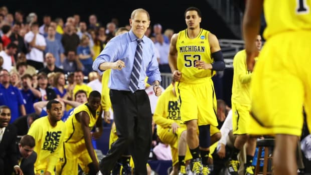 John Beilein Staying at Michigan Amid Pistons Rumors--IMAGE