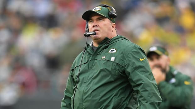 Packers Signed Mike McCarthy To One-Year Extension To Remain Through The 2019 Season - IMAGE