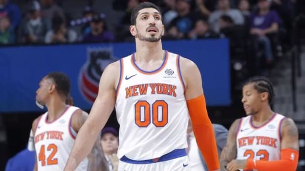 Enes Kanter's Father Charged As Terror Group Member by Turkish Government - IMAGE