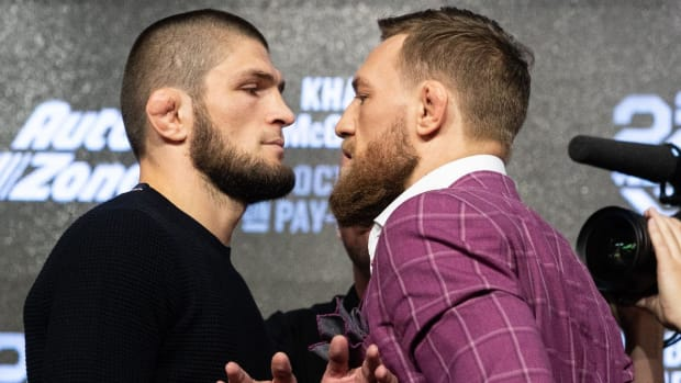 Conor McGregor An Underdog at UFC 229 vs. Khabib Nurmagomedov--IMAGE