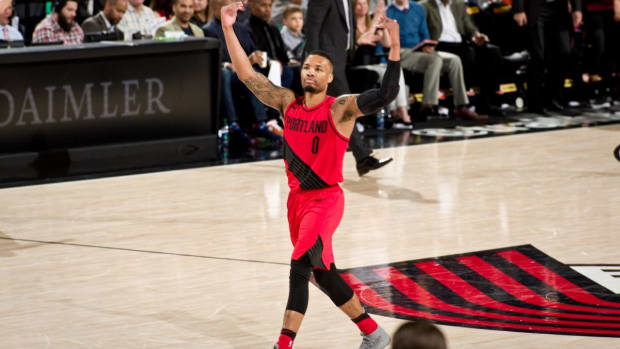 Give and Go: Are the Blazers Legitimate Title Contenders? - IMAGE