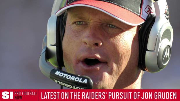 Is Jon Gruden The Answer For Derek Carr And The Raiders? - IMAGE