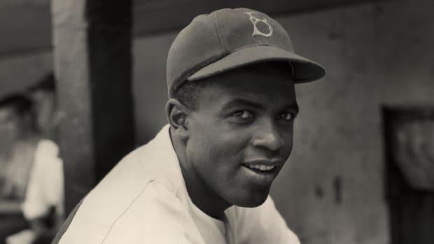 MLB Honors Jackie Robinson--IMAGE
