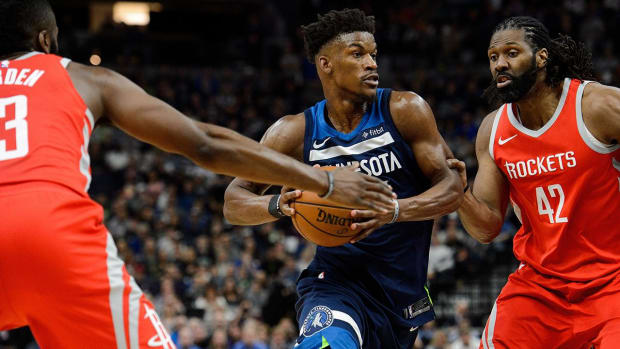 Report: Timberwolves, Clippers Discussing Deal for Jimmy Butler - IMAGE
