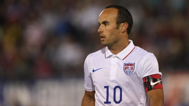 Ex-USMNT Star Landon Donovan Ripped For Supporting Mexico in World Cup - IMAGE
