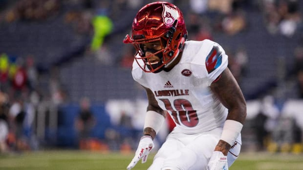 Louisville's Jaire Alexander 'Is An Absolute Playmaker When Healthy' - IMAGE