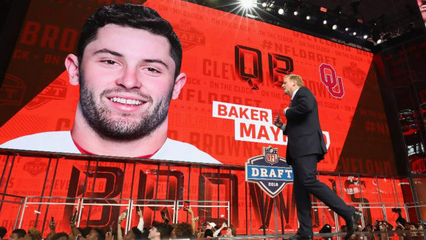 Nashville Leading Contender to Host 2019 NFL Draft--IMAGE