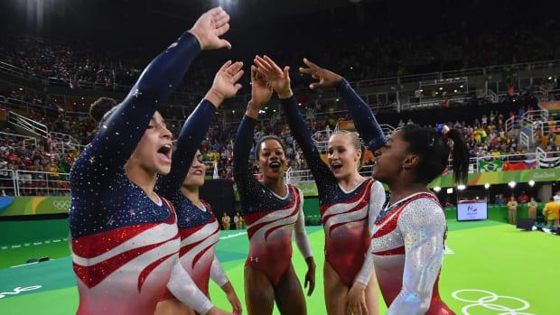 USA Gymnastics Announces Plan to Move National Team Training Center - IMAGE