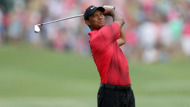 Tiger Woods Set To Play In The Memorial Tournament--IMAGE