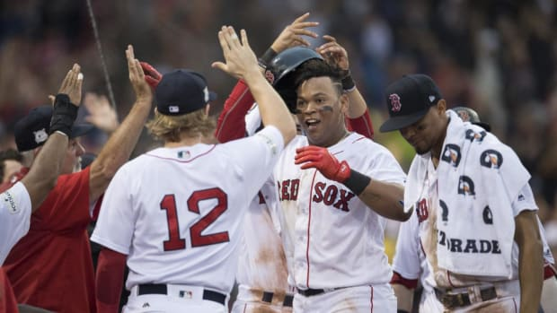Red Sox Have Highest Payroll in 2018 - IMAGE