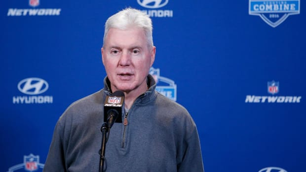 Report: Packers GM Ted Thompson Will Transition to New Role With Team--IMAGE