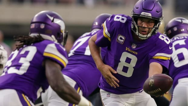 Report: QB Sam Bradford to Sign One-Year Deal Worth $20 Million With Cardinals - IMAGE