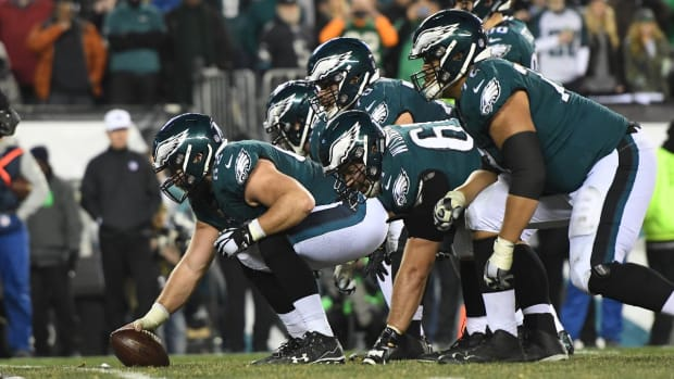 Eagles Open as Biggest Super Bowl Underdogs Since 2009 - IMAGE