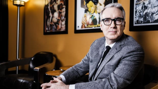 Keith Olbermann Co-Hosting Two Upcoming Episodes of PTI With Tony Kornheiser - IMAGE