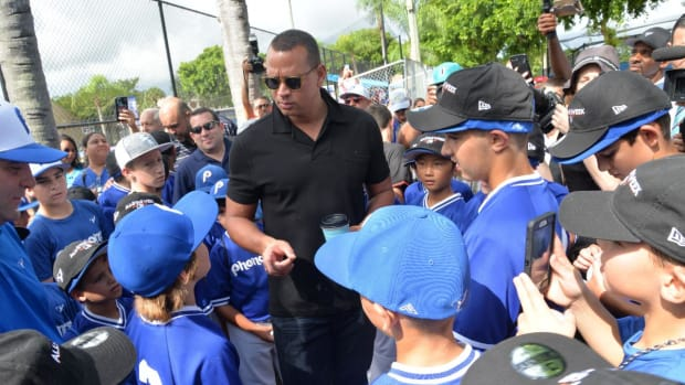 Alex Rodriguez Returns to Yankees as Special Advisor - IMAGE