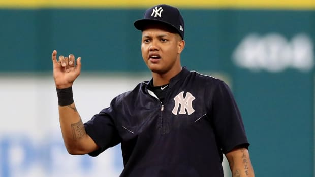 Report: Starlin Castro Wants To Be Traded From The Marlins - IMAGE