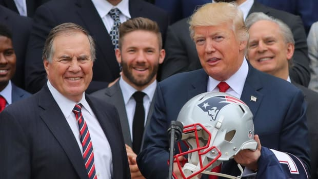 Report: Bill Belichick, Herschel Walker to be Appointed to President Trump's Sports Council