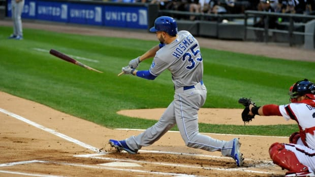 Report: Royals Offer Eric Hosmer Seven-Year, $147 Million Deal - IMAGE