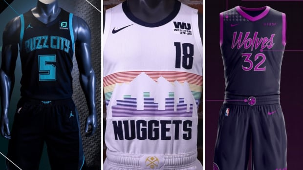 Ranking Nba S Earned Edition Uniforms For Playoff Teams Photos