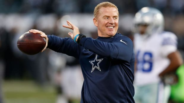 Terrell Owens on Jason Garrett: 'Don't Understand Why This Guy Still Has A Job'--IMAGE
