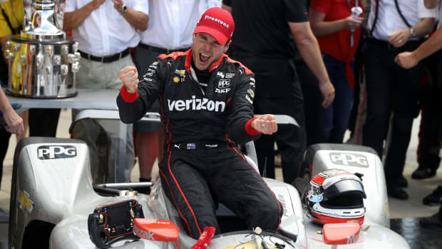 Will Power Wins 2018 Indianapolis 500; Danica Patrick Finishes 30th After Crash - IMAGE