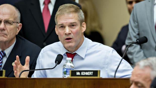 Report: Ohio Congressman Jim Jordan Accused of Ignoring Sexual Abuse Allegations at Ohio State - IMAGE