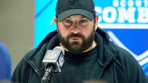Report: NFL Will Not Discipline Matt Patricia, Lions After Investigation into Assault Allegations - IMAGE