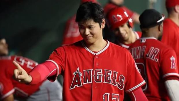 Angels' Shohei Ohtani Has New UCL Damage, Tommy John Surgery Recommended - IMAGE
