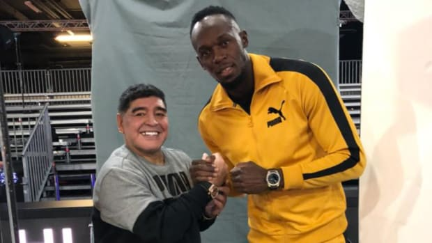 Usain Bolt Ready For Borussia Dortmund Trial Thursday--IMAGE