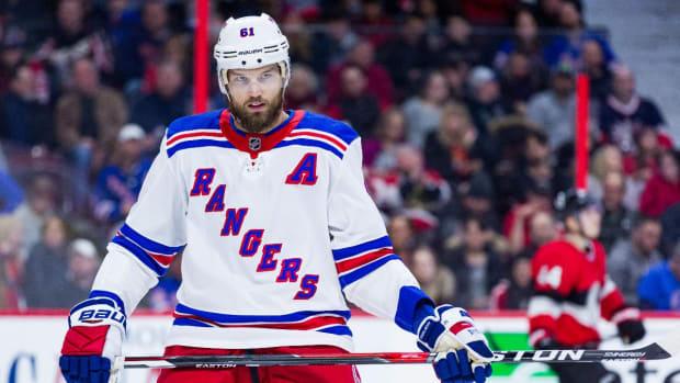 Rangers Trade Rick Nash to Bruins - IMAGE