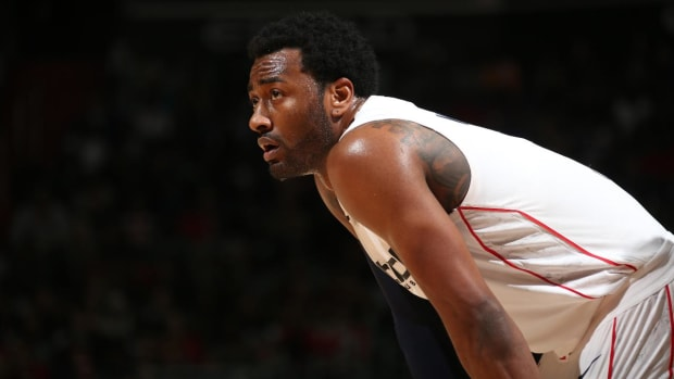 John Wall: Wizards Need To Add Pieces in Offseason--IMAGE