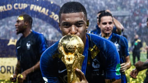 France's World Cup Champions a Multiethnic Success Story - IMAGE