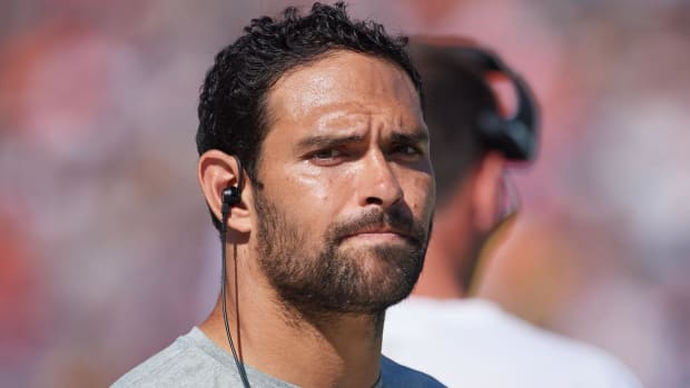 Report: Mark Sanchez Signs With Redskins, Reunites With Multiple Ex-Jets Coaches