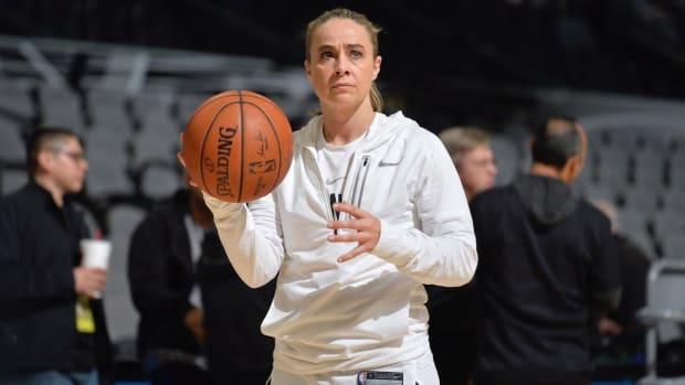 Report: Bucks To Interview Becky Hammon For Head Coaching Job--IMAGE