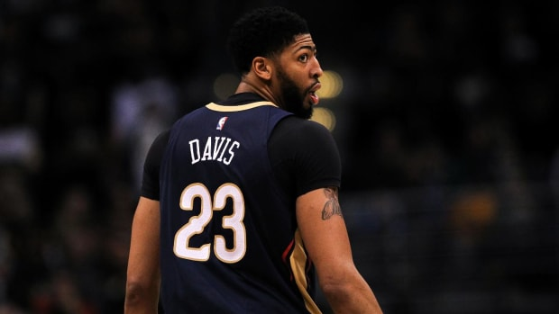 Give and Go: How Far Can Anthony Davis Take the Pelicans in the West? - IMAGE